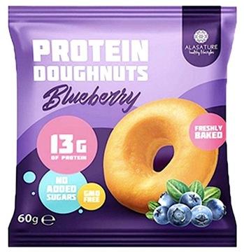 Alasature Protein Donut BLUEBERRY 60гр.