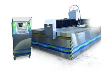 Гидроабразивная резка Гидроабразивная резка 10 мм из нержавеющей стали