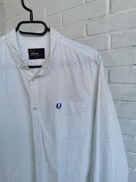 Koszula Fred Perry Polka Dot