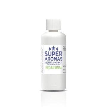 Super Aromas Natural Mint ароматизатор 100 мл