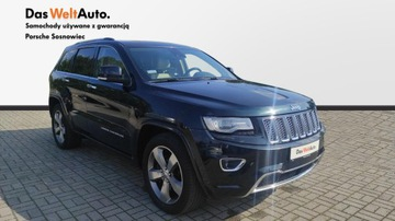 Jeep Grand Cherokee IV Terenowy Facelifting 3.0 V6 CRD 250KM 2013 Jeep Grand Cherokee 3.0 CRD Overland 4x4 250 KM 1