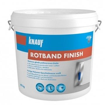 Шпаклевка Knauf Rotband Finish 18 кг