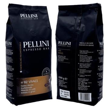 Кофе Pellini Espresso Bar Vivace в зернах 1кг