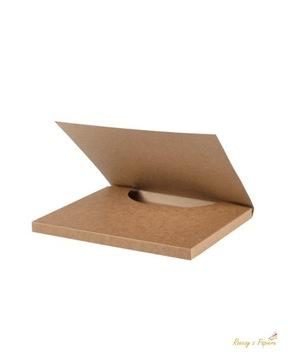 Большая коробка шоколада - Крафт
