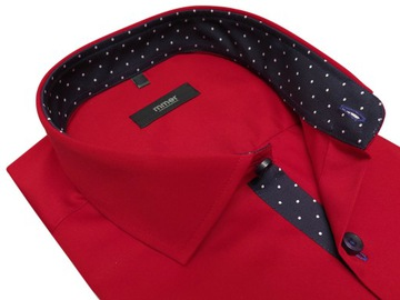 Czerwona koszula męska w Koszule męskie Allegro.pl