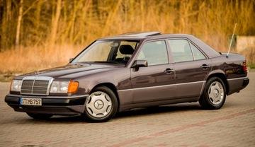 Mercedes W124 Sedan 2.2 150KM 1993
