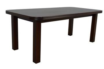 Большой овальный раздвижной стол из ореха до 300 см