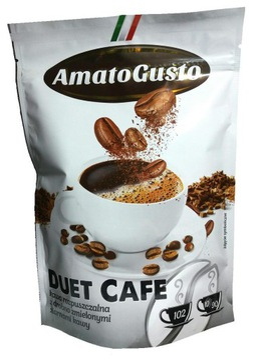 Кофе Millicano Barista DUET CAFE 10% молотый 200гр.