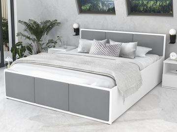 Кровать-подъемник мягкая 160x200 PANAMA T
