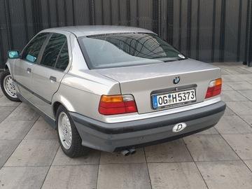 BMW Seria 3 E36 1991 BMW 3 (E36) 325 i 192 KM 2 wł skóra automat, zdjęcie 6