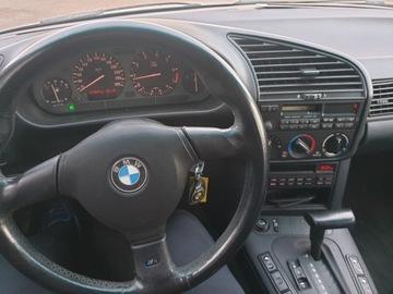 BMW Seria 3 E36 1991 BMW 3 (E36) 325 i 192 KM 2 wł skóra automat, zdjęcie 11