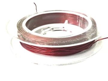 Ювелирная веревка 0,38 мм, катушка 10 м L7656