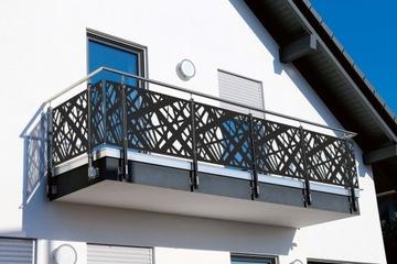 Балконная французская лестница BALUSTRADE SMO 017