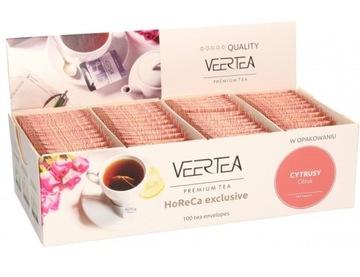 Veertea Energetic Citrus 100 пакетиков цитрусовых