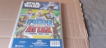 звездные войны альбом карты toppps force attax