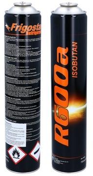 Хладагент фреон изобутан газ R600a 420г