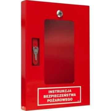 Кабинет инструкций по пожарной безопасности