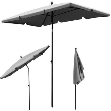 Пляжный балконный садовый зонт, 1,3x2 XL