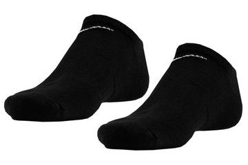 Nike Skarpety stopki 3 pary No Show roz 34-38