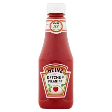 Кетчуп Heinz острый 342 г