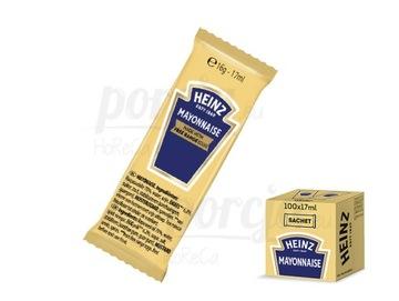 Майонез в пакетиках HEINZ 10 мл x 120 F / НДС
