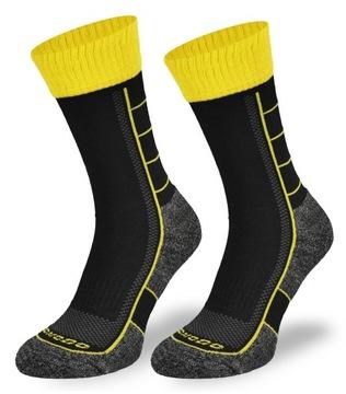 Комфортные летние носки BHP Coolmax + ионы серебра