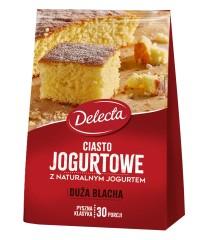 Delecta Йогуртовый торт Большой Лист 640г