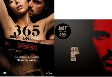 365 DNI + MICHELE MORRONE - DARK ROOM nowy DVD+CD