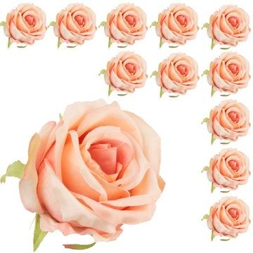 Роза Product Head Искусственные декоративные цветы 12 шт.