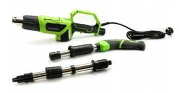 Электрическая горелка для травы Gardenic 2000W