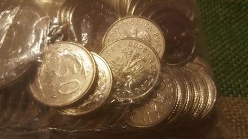 Пакет 50 гроши 2008 г. РЕДКОЕ саше