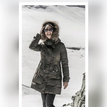 TIFFI Kurtka PARKA na w Kurtki damskie Modne kurtki