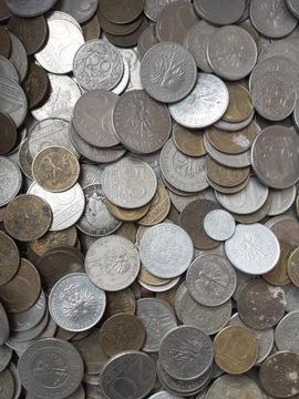 Набор старых монет 4 кг