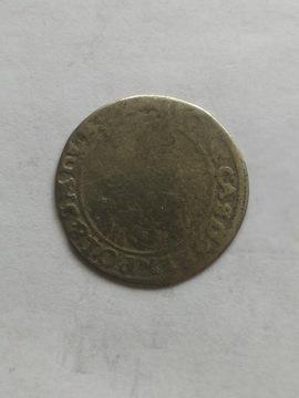 ИОАНН II КАЗИМЕРЦ - СЗОСТАК 1663