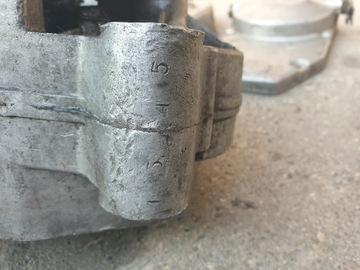 Двигатель запчасти romet мопедик 023 2 передачи, фото 5