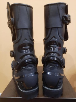 Ботинки cross enduro черное петля okucie 28, 8cm, фото 3