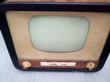 Три винтажных телевизора из Польской Народной Республики