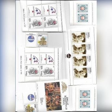 Польские почтовые марки 70-х и 80-х годов