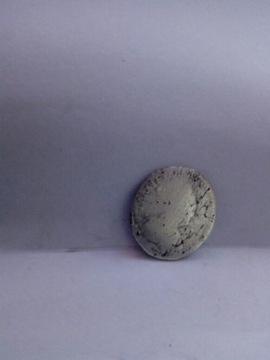 Монета России Гривенник 1791г.
