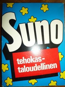Стиральный порошок SUNO для рынка СССР.