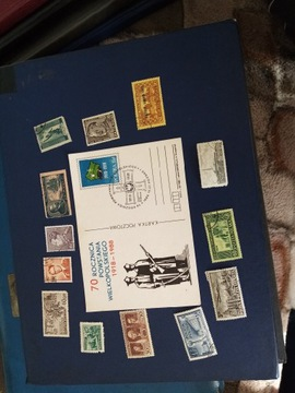 Продам видимые на фото марки из разных стран.