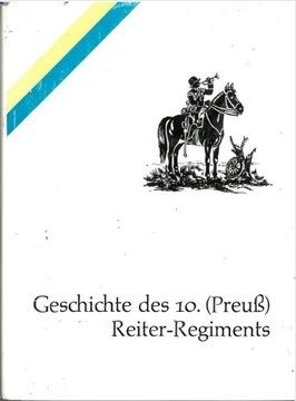 Pulkowski - Geschichte des 10. Reiter-полки