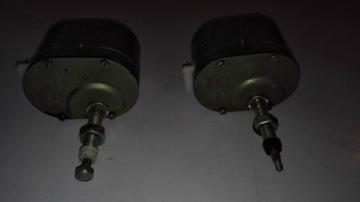 Моторчик дворника стекла передней газ, фото 1