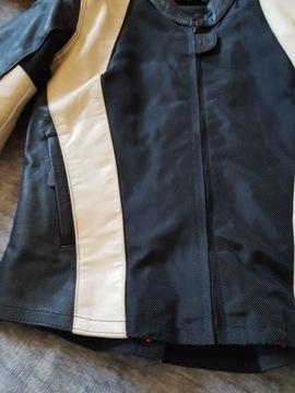 Hein gericke куртка мотоциклетная кожанная женская 40, фото 5