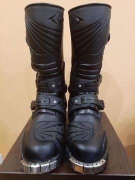 Ботинки cross enduro черное петля okucie 28, 8cm, фото 5