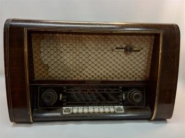 Старое ламповое радио Loewe-Opta Venus 560W