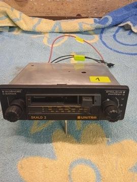 Радио Скалд 2 Настроенный диапазон FM !!!