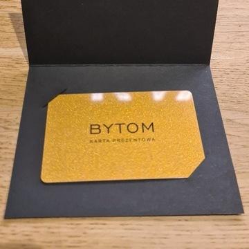 Karta Prezentowa  do sklepu BYTOM 1600zl