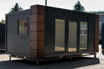 контейнер Офисный павильон 6х3 любые размеры