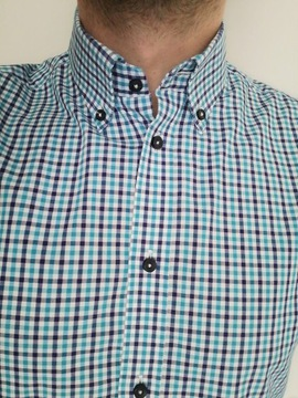 Koszule casual (na co dzień) męskie Bytom Allegro.pl  Mbccb